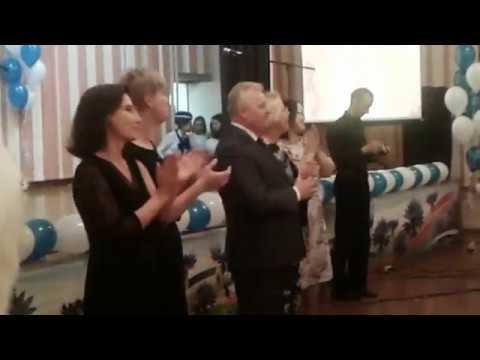 Юбилей шклы 35 лет - песня