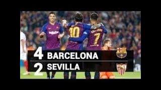 Download Video Barcelona vs Sevilla 4-2 All Gоals & Extеnded Highlights 20/10/18 HD MP3 3GP MP4
