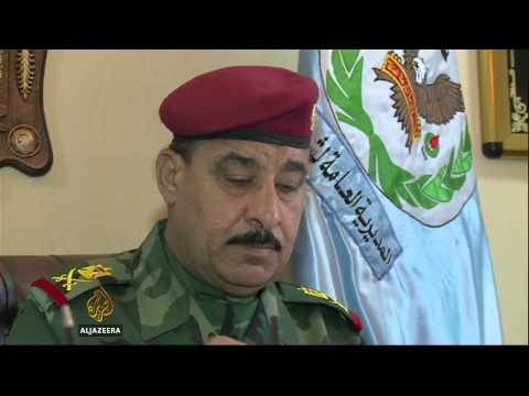 Iraq police struggle to protect oil pipelines