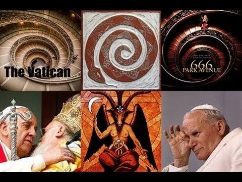 Illuminati Vatican, Pope Secrets, New World Order Conspiracy Documentary