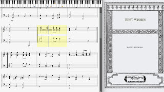 Best Wishes by Duke Ellington 1932, Jazz piano)