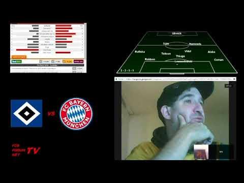 Spielerbewertungen - HSV - FC Bayern 0:1 (1718/9)