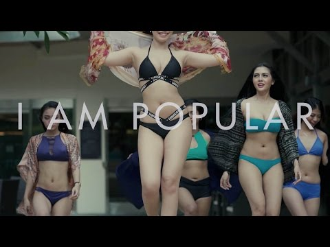 I AM POPULAR (New Version) | Dinda Wine feat Dycal Siahaan & Miss POPULAR 2016