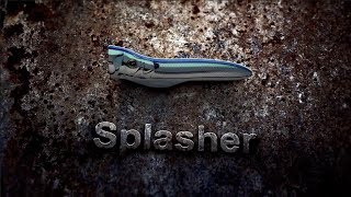 Sebile Splasher video