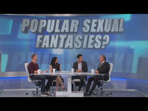 Most Popular American Sexual Fantasy Revealed!