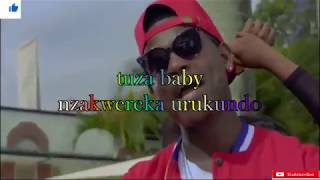 tuza-allion ft bruce melody[official LYRICS mix with VIDEO]