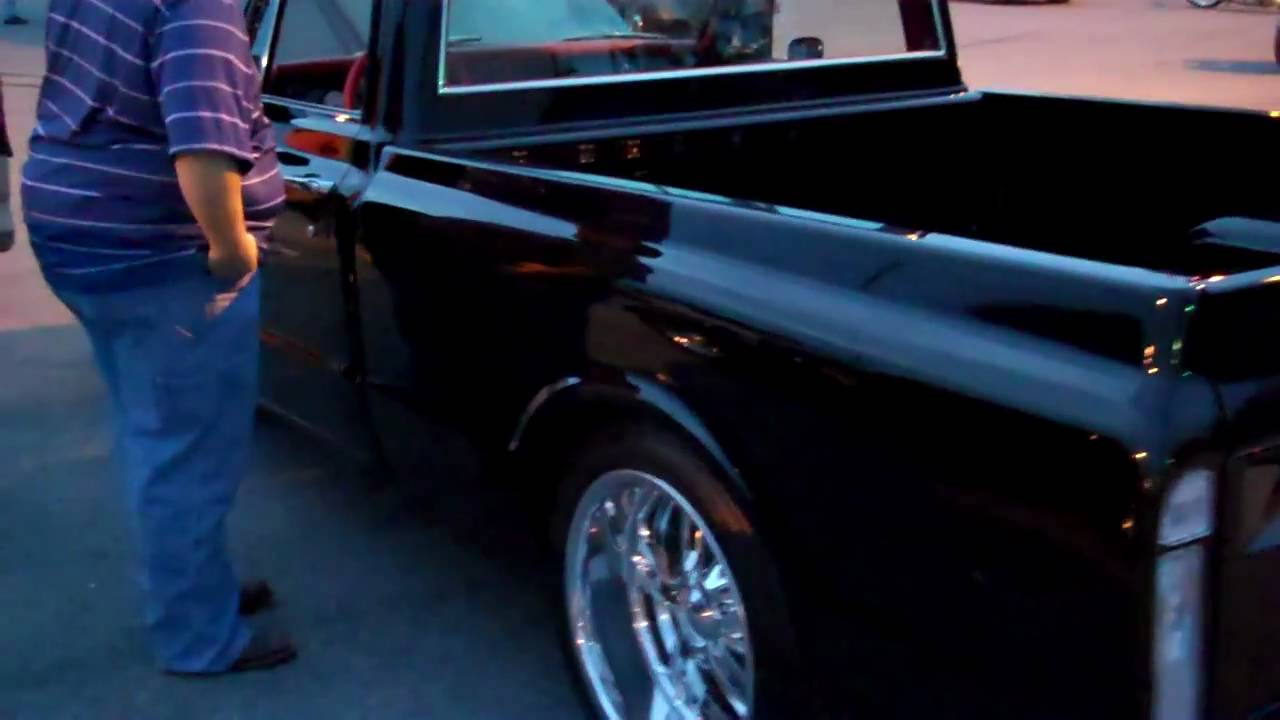 All Chevy 1972 chevy 402 engine specs : 1970 402 C-10 Pick-Up Street Rod - YouTube