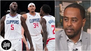 The Clippers are believing their own hype a little too much - Amin Elhassan | The Jump