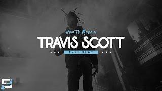 How to make a Desiigner x Travis Scott type beat (FL Studio Tutorial)