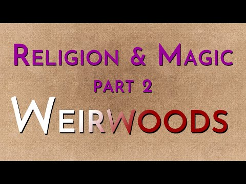 Religion & Magic: Part 2 - Weirwoods (spoilers)