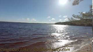 Columbus Lake Video 1