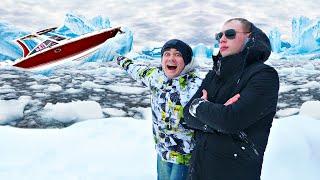 Мы нашли потерянный корабль миллионера во льдах и раскопали его, а там...