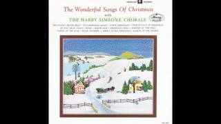"Harry Simeone Chorale – ""Sleigh Ride"" [LP stereo] (Mercury) 1962"