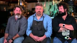 Discovery: Blade Brothers Сезон 1 Серия 2