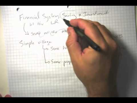 Financial System Part 1 Overview of the Financial System