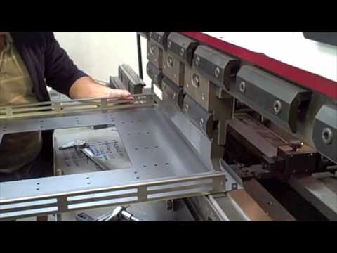 metal box fabrication