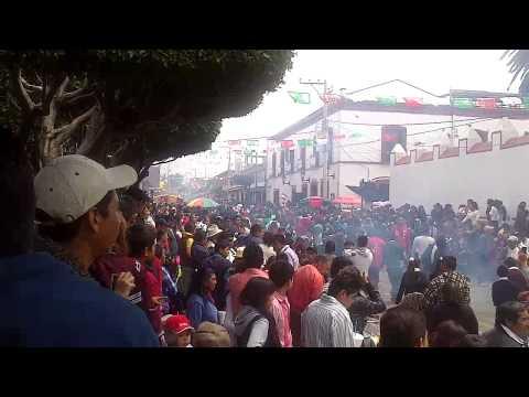 Fiestas patrias en OZUMBA