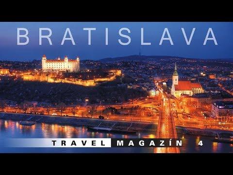 Bratislava - Slovakia [HD] Travel Magazín 004 (Travel Channel Slovakia)