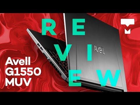 avell-g1550-muv:-o-laptop-pra-gamers-com-intel-9-gen-e-gtx-1660ti---tecmundo
