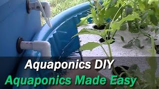 Aquaponics DIY - Aquaponics Made Easy With 5 Power Tips