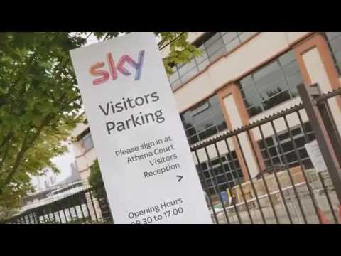 Sky Work Experience Induction Video
