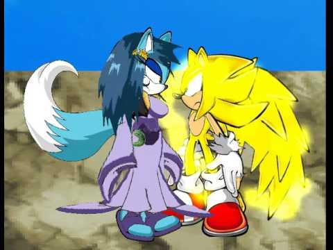 Super Sonic X Universe OVA 6 TRAILER  YouTube