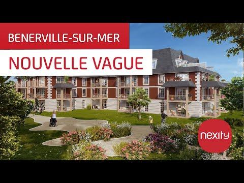 Nouvelle Résidence Aux Portes De Deauville : Découvrez Nouvelle Vague - Nexity