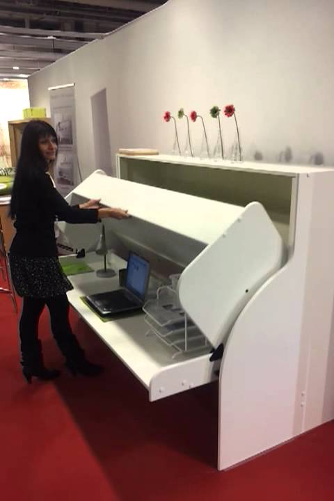 Combin lit bureau foire d 39 automne 2011 youtube for Bureau youtube