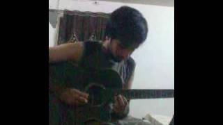 Ghar aya mera pardesi mobi tune on guitar