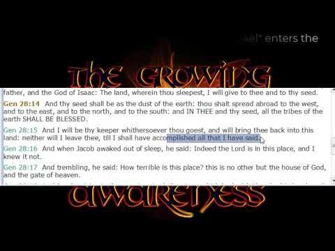 Unravelling Is-ra-el ... Part 3 ... 6-4-2021