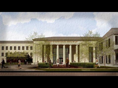 University of South Carolina breaks ground on its new School of Law