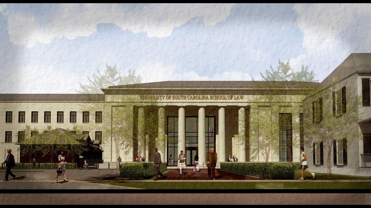 University Of South Carolina Breaks Ground On Its New