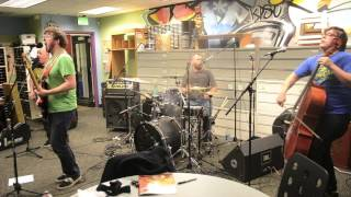 Absent Minds - Smokestacks (Live on KPSU