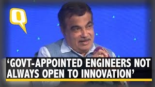 BOL | Nitin Gadkari: I often call my engineers and ask them to innovate