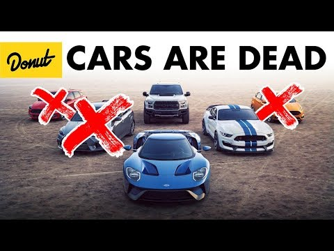 Why Ford Will Stop Building Cars | WheelHouse
