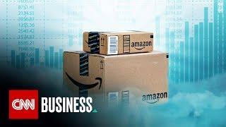 Amazon is worth $1 trillion