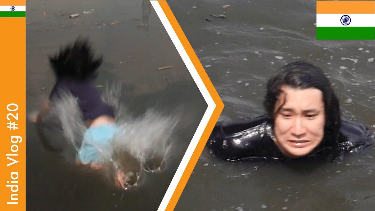 川 汚い ガンジス