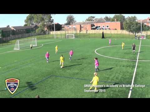 Sports Recruiting USA Female Academy Leeds vs Bradford College