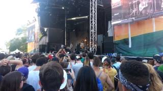 Brand New - Millstone live @Osheaga 2015 in Montreal