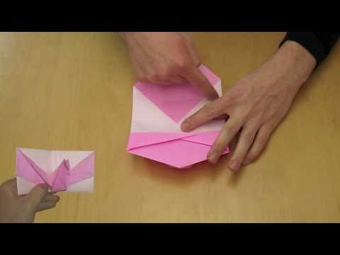 Fold a Flasher Supreme by Jeremy Shafer - YouTube | 360x480