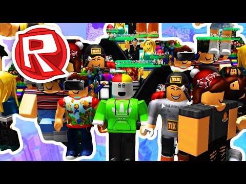 ROBLOX LIVE STREAM #1