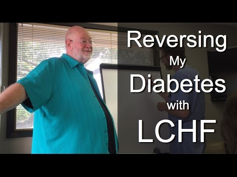 Reversing My Type 2 Diabetes with LCHF