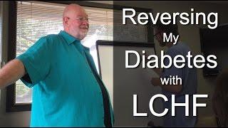 Reversing My Type 2 Diabetes with LCHF