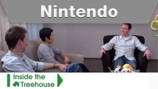 Inside The Treehouse With Animal Crossing: New Leaf - Customizing Your House (ep 4)