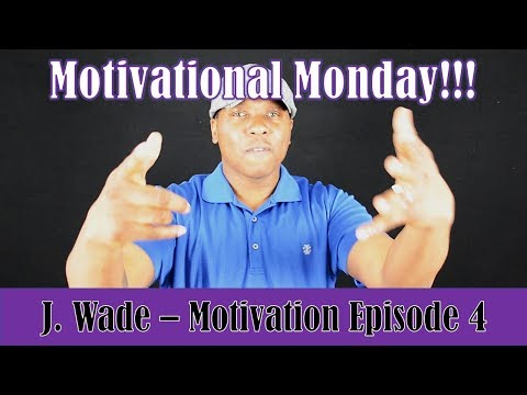 Motivational Monday Episode 4 (60 Seconds of Motivation)