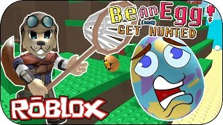 ROBLOX - ¡Que duro es ser huevo! - Be an Egg! and Get Hunted