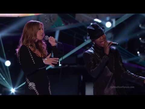 Celine Dion & Ne-Yo - Incredible on The...