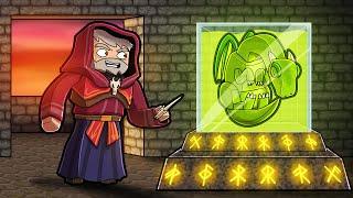 MASTER WIZARD'S SECRET DRAGON SPELL! (Minecraft Dragons)