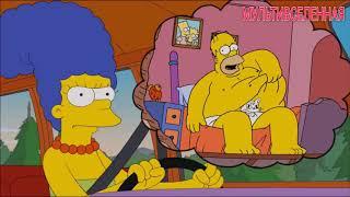 Симпсоны Самые Смешные Моменты (толстый Гомер)