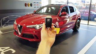 2018 Alfa Romeo Stelvio Quadrifoglio: In-Depth Exterior and Interior Tour + Exhaust!